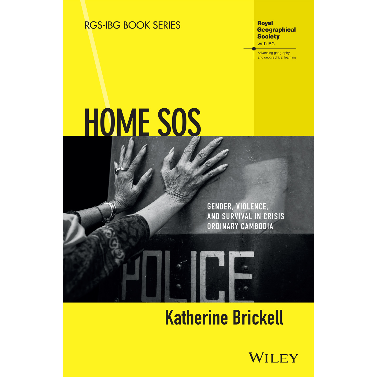 Home SOS cover (c) Wiley