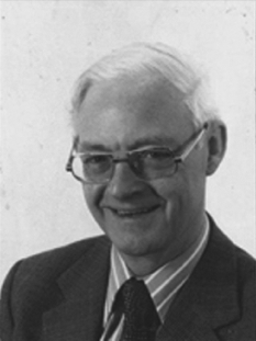Dr Hugh Prince, c. 1975  Source: Department of Geography, University College London. Reproduced with kind permission
